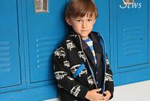 Sewing for Boys - Clothing / DIY Boy Clothing - tutorials, patterns, and inspiration. / by Heather E