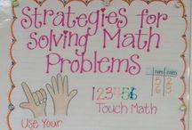 .math. / by shelly hughes