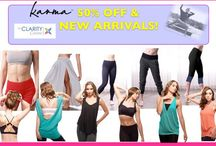 YOGA STYLE / All Clothes, Jewelry, Hair, Beauty in the Yoga World!