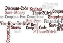 Online Coupons for Canadians  / Couponing in #Canada - Click The Pics To Get The Deals!  Brought to you by @Those2Girls #coupon #deal #save #money #promo #discount #sale #savings #free #freebie #offer #value #couponing  / by Lisa McDonald