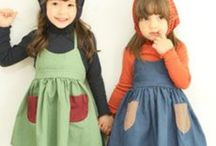 little girly style / kids style for girls