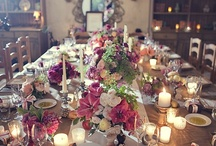Table Decor / by Betsy Cheek