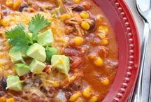 Recipes/Soups-Stews / by Betsy Cheek
