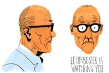 ARCHITECTURE: Le Corbusier