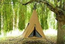 Camper/Camping / Fun in the great outdoors! / by Jennifer Fowler
