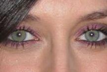 Aubergine Eyes