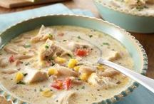 Soups & Stews / soups, chili, and stews / by Jennifer Fowler