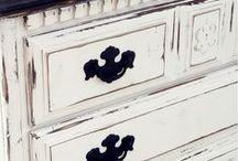 DIY Furniture, Distress Wood & Antiques
