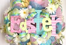 Easter Ideas  / by Tory Rudy