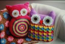 Crochet / If I ever have time... / by Jennifer Fowler