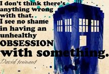 Wibbly Wobbly Timey Wimey Stuff / All things Doctor Who
