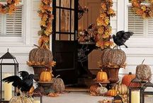Fall / Autumn is here. Let's celebrate with festive home decor, fall recipes, DIY projects and more.