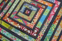 Quilt / inspiration and patterns for pieced quilts.