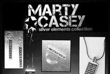 """Glam Rocks / Items inspired by Marty Casey's song """"It's Our Time"""", made with Swarovski Elements"""