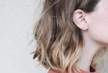 STYLE » HAIR