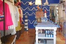 I cambiamenti migliorano la vita  / La nostra bottega di via Padre Lombardi è stata trasformata in una meravigliosa boutique...