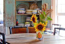 Kitchens / The boho kitchen / by Monique McDonald