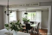 Home-Kitchen / by Ruth Iverson