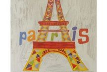 Paris, France / Hand-picked Paris theme decor for French Parisian inspired homes, parties, weddings, and more! Many items make great gifts.