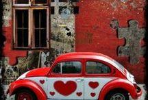 hearts / hearts / by Vicki Cherry