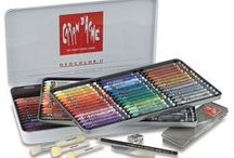 Mixed Media Art Supplies / Supplies and tools for art journaling, mixed media, textile art and encaustics.