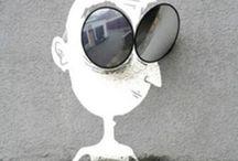 Street Art & Design / by Viviane van Hooft