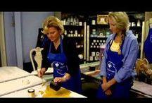 Video Tutorials Using Heirloom Traditions Paint!