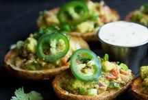 Recipes: Appetizers & Sides