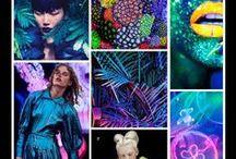 Tendencias diseño 2018 / Design Trends 2018 / Tendendias para diseño gráfico, diseño web y arte para el año 2018