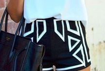 black/white / Chic