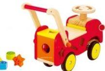 Juego educativo, juguete seguro / Juegos y juguetes para crecer con seguridad