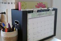 Organize Me! / Home Organization