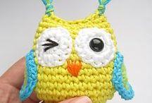 Crochet - Amigurumi / by Handmade By Terry