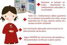 Tips de Seguridad Infantil / Consejos de seguridad infantil para cuidar a los más pequeños