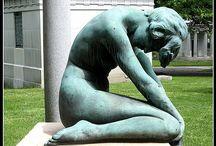 Sculpture - Dimensional Arts / by Linnea