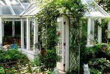 greenhouses, garden sheds, work station - szklarnie, domki ogrodowe, stanowiska pracy