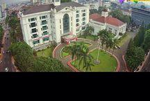 Bandung Aerial Photo / Foto diberbagai tempat di Bandung dari udara menggunakan flyingcam.