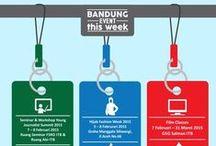 Bandung Event This Week / Info event paling update di Bandung setiap pekan!