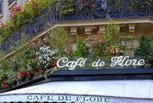 ⊱ Paris . Parisien ⊰ / Bienvenue à Paris! Tout est fabuleux sur Paris - belles photos de lieux, architecture, décoration, etc... Please read my pin Etiquette Board. Merci!   Board owner: www.pinterest.com/infashion
