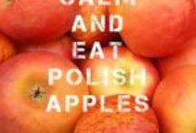 eat appels - jedz jabłka