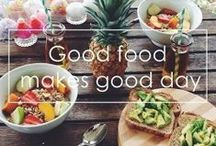 Healthy Living / Creative Ideas for healthy eating and living