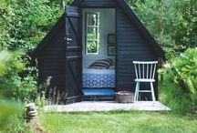 Small houses / Piccole case per grandi spazi