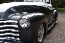 My chevy 51 / Chevy pick-up 1951