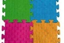 Colchonetas y tatamis escolares / Practica deportiva segura con colchonetas y tatamis escolares adaptados a cada necesidad