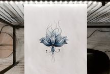 Drawin & Design / For tattoo