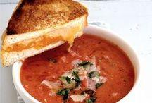 Soups & Sarnies / Soups & Sandwiches