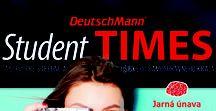 StudentTimes časopis / vydanie 2015 - 2016