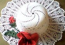 "Шляпки летние. /  Продаю. Вяжу на заказ. Продаю схемы. Summer hat. Summer hat  thread ""daisy"" 100% cotton by Kremneva Nadezhda."
