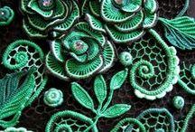 Ирландское кружево / Irish lace