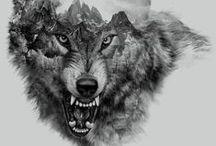 Волки / Wolf
